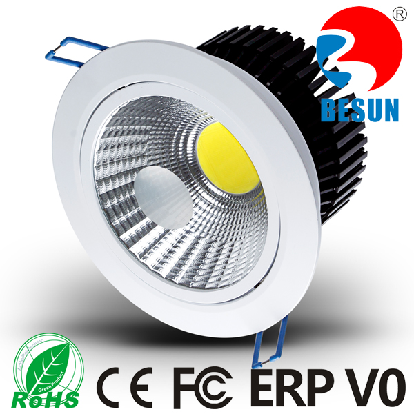 High power led downlight cob 20w CCT adjustable