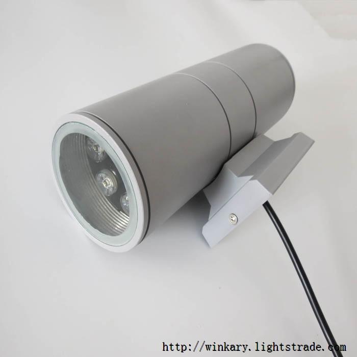LED Wall lamp双头壁灯LED大功率壁灯
