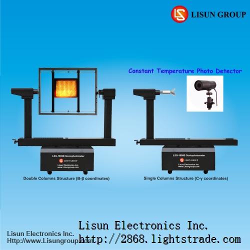 High Precision Rotation Luminaire Goniophotometer