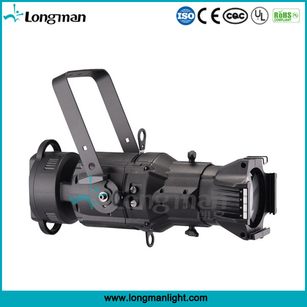 Customized Super Bright CE 150W DMX Gobo LED Projector Light for Stage