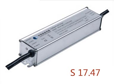36W LED Street light Driver/IP67waterproof