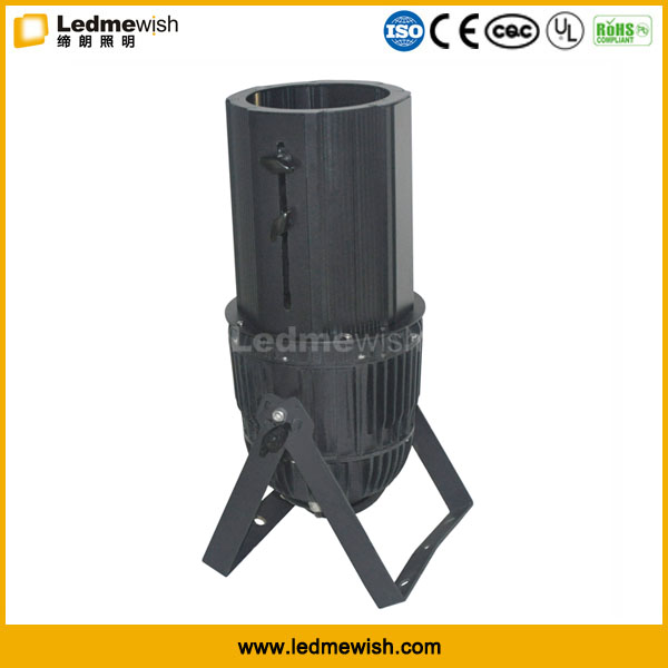 CE customized gobo IP66 White Outdoor Led Gobo Projector light