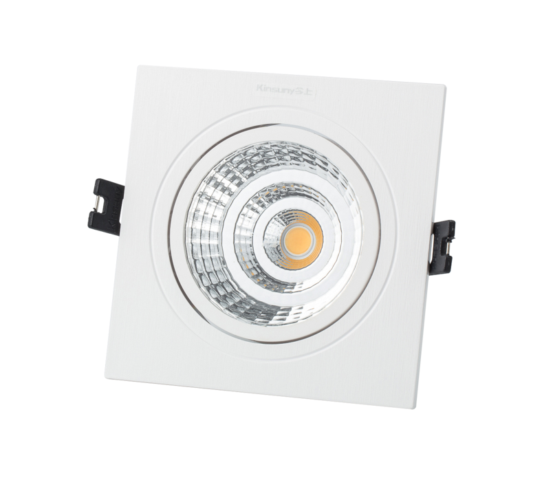 Square high quality LED grille light whit ce rohs