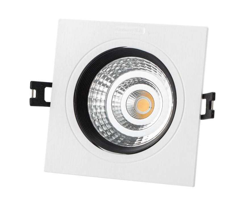 square cob led ceiling spotlight 4W 8W 16W