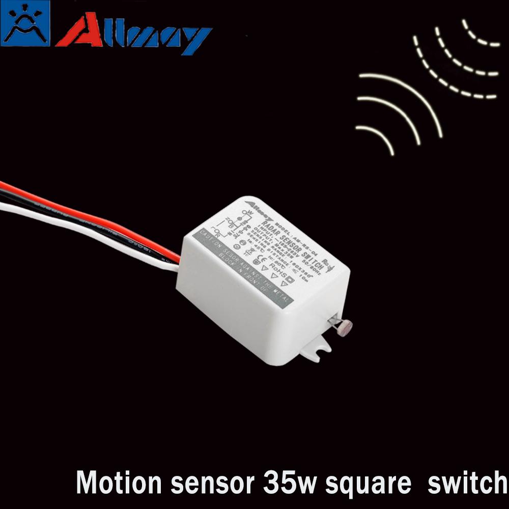Ceiling or wall mount mini doppler motion sensor light switch ceiling or wall mount mini doppler motion sensor light switch aloadofball Choice Image