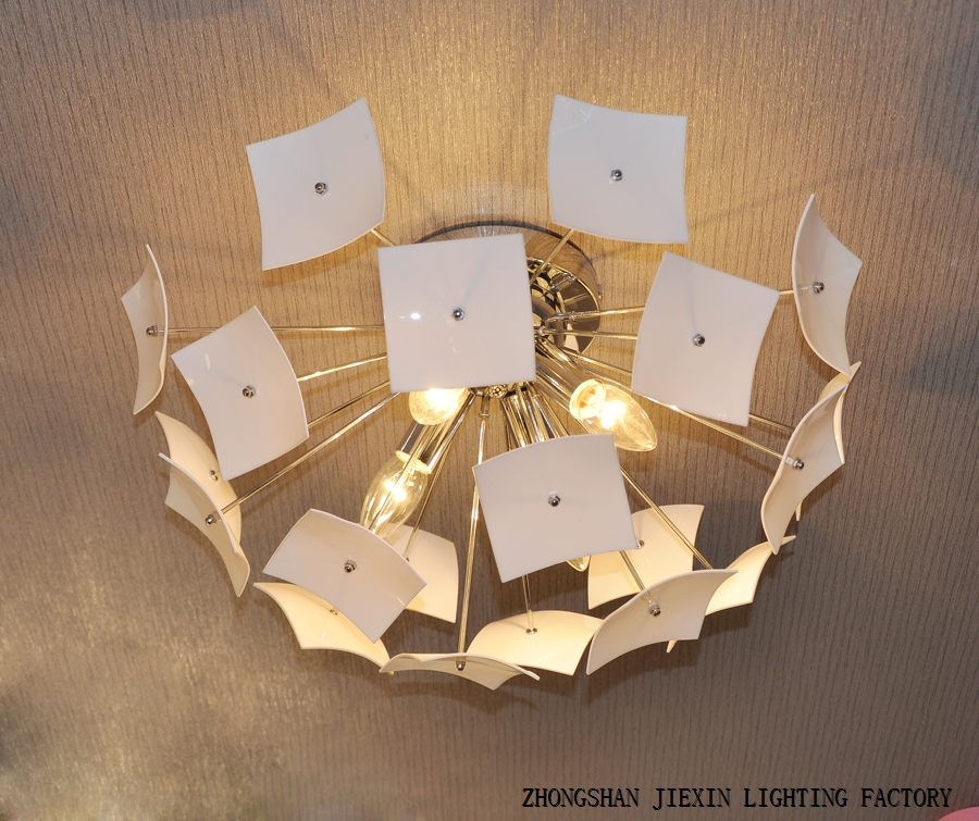 Modern pendant lamp and will lamp and ceiling lamp