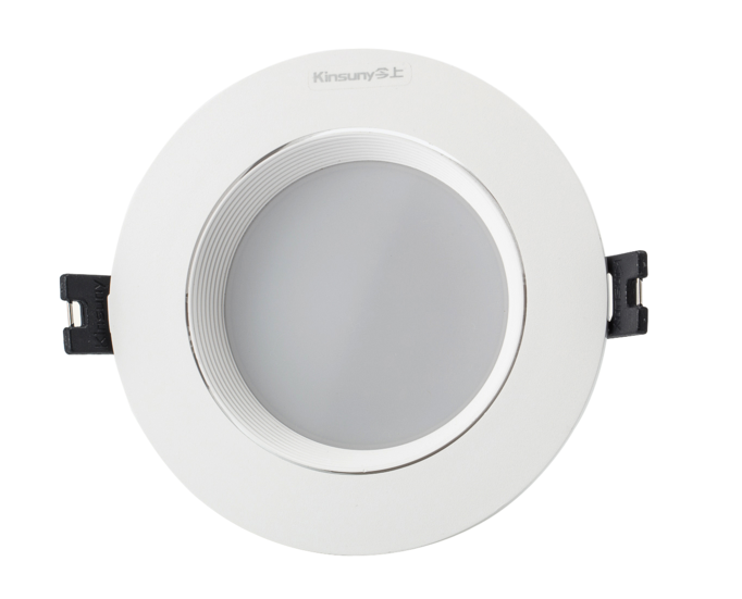new style high quality pc led downlight