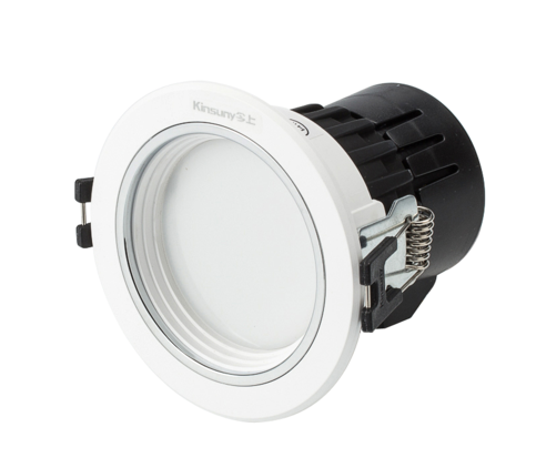 New design recessed adjustable led ceiling downlight 4w 7w 12w