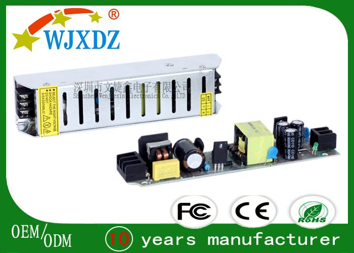 Indoor LED Light Power Supply 60W 12V Power Supply For LED Lights