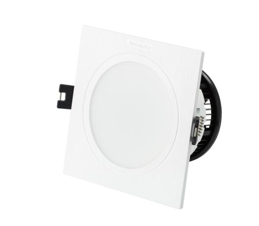 2016 new product square led downlight