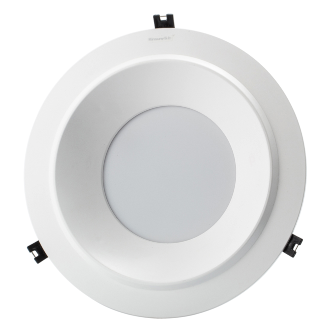 Epistar chip 6 8 inch SMD 18w 24w LED recessed downlight with PC