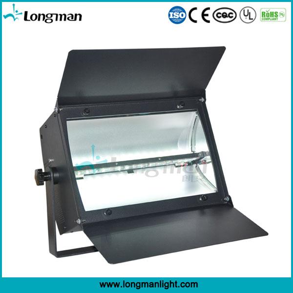 High power dmx 256pcs 3W RGBW 4in1 wash light LED strobe light