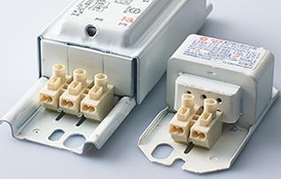 Ballast Terminal Blocks Push-In Type