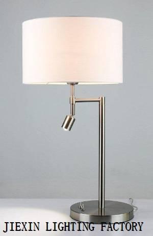 Modern table lamp indoor flower table lamp