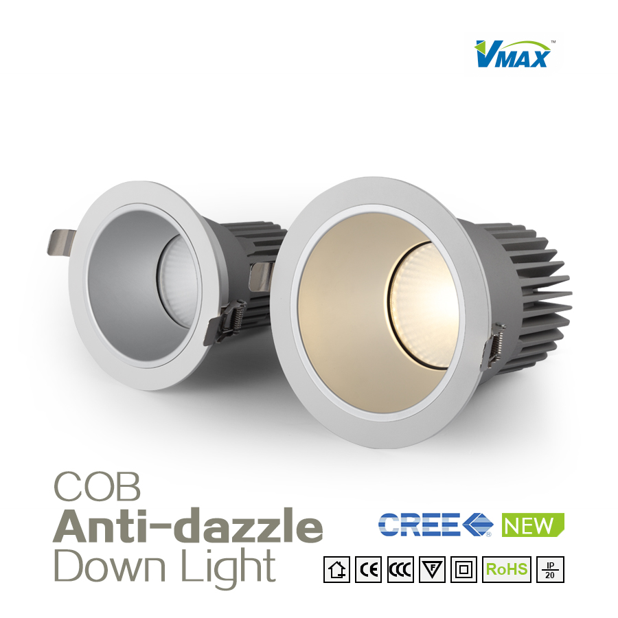 VMAX Anti-dazzie down light
