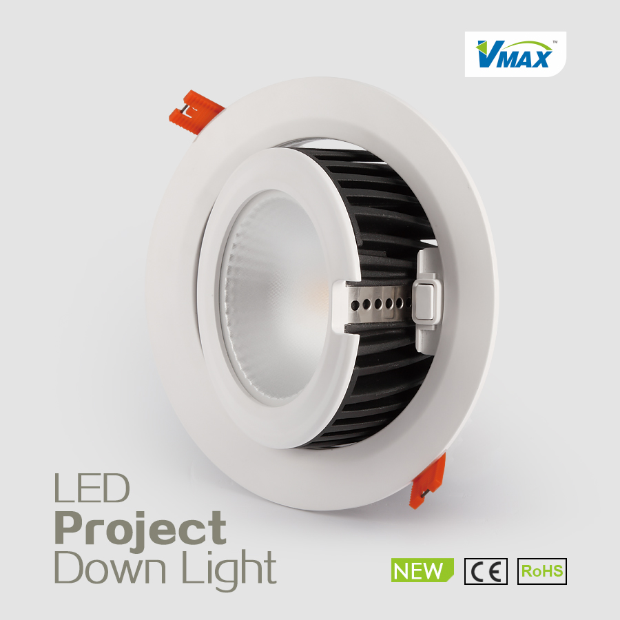 VMAX Private Modul Downlight V-CLQ2230R