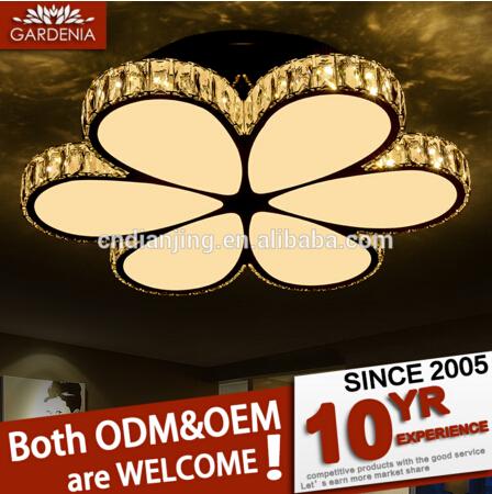 Energy Saving 68w Acrylic Ceiling Light Crystal Led Lamp