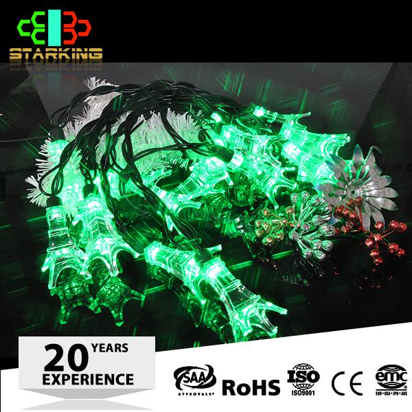 String Lights Eiffel Tower : Decorative Lighting,Decorative Lighting supplier & exporter directory on lightstrade.com