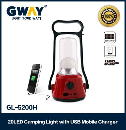 20pcs of 5730SMD LED emergency camping lantern