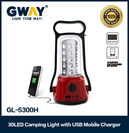 30pcs of 5730SMD led camping lantern