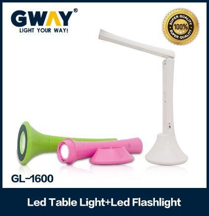 led table lighting flashlight wiht 3.7V1800mAh battery