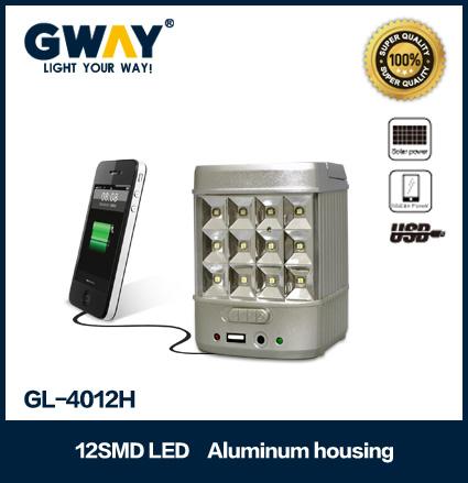 12pcs of 2835 SMD LED MINI emergency lantern