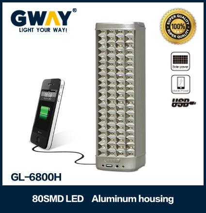 80pcs 2835 SMD LED emergency lamp