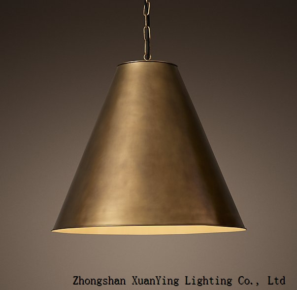 bell cup ceiling pendant light 15
