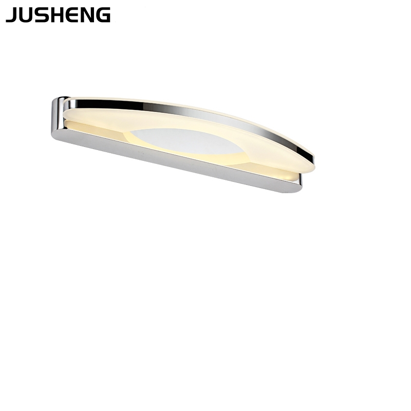 ECOBRT 19w LED bathroom mirror wall lamp 5950 110-240v ac