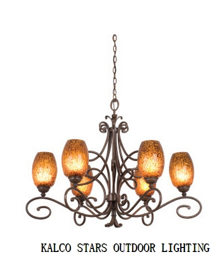 Amelie 6 Light Chandelier