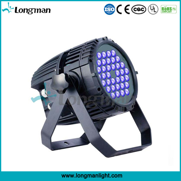 High power 363w LED par uv black light for stage
