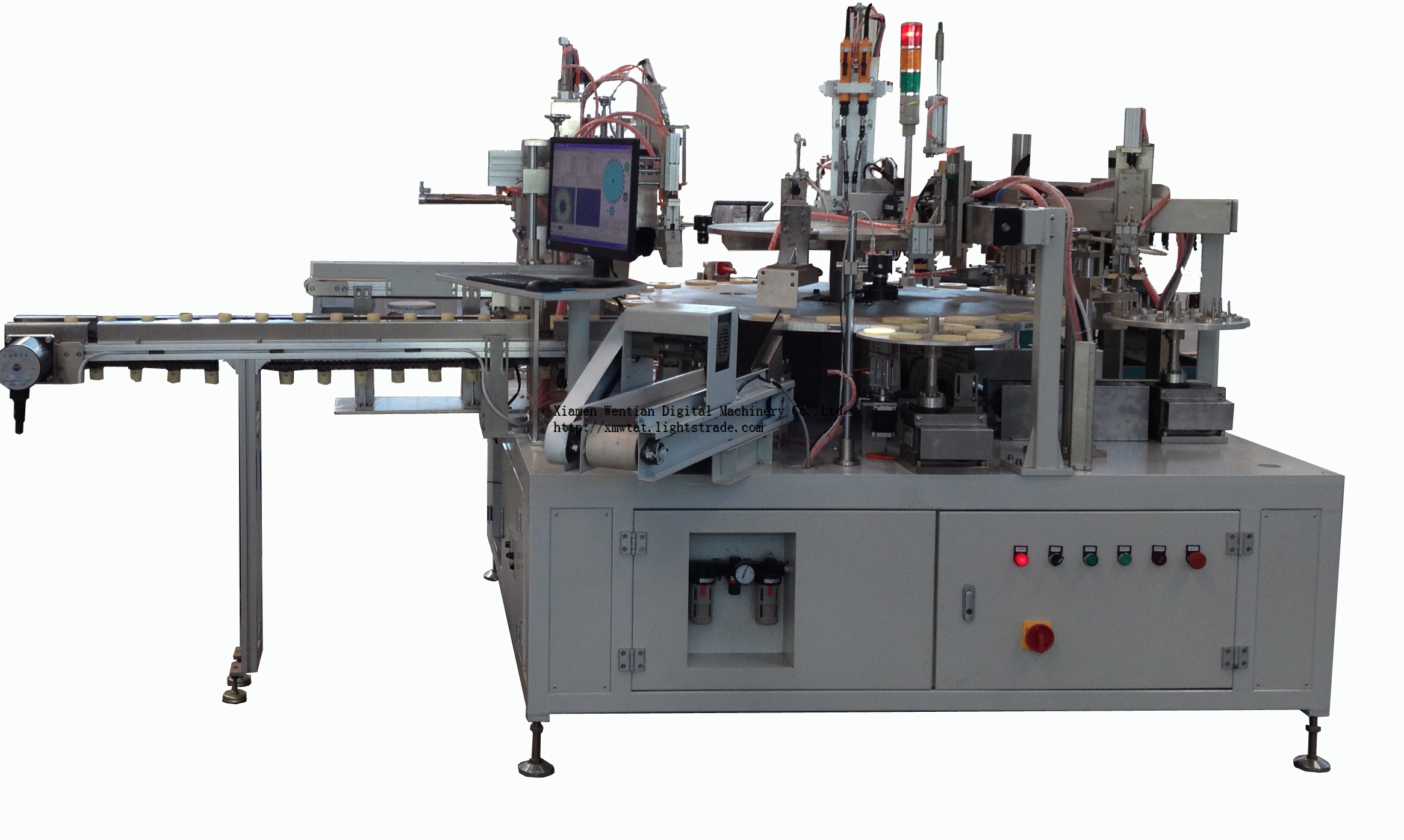 Driver and PCB assembly machine