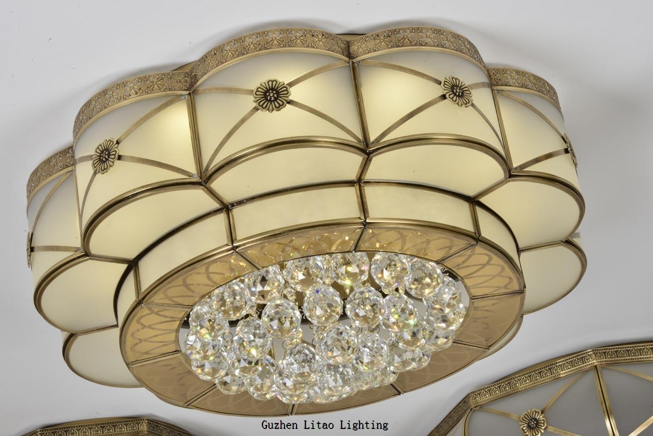 OUYI - Copper Decorative Lamps-9010