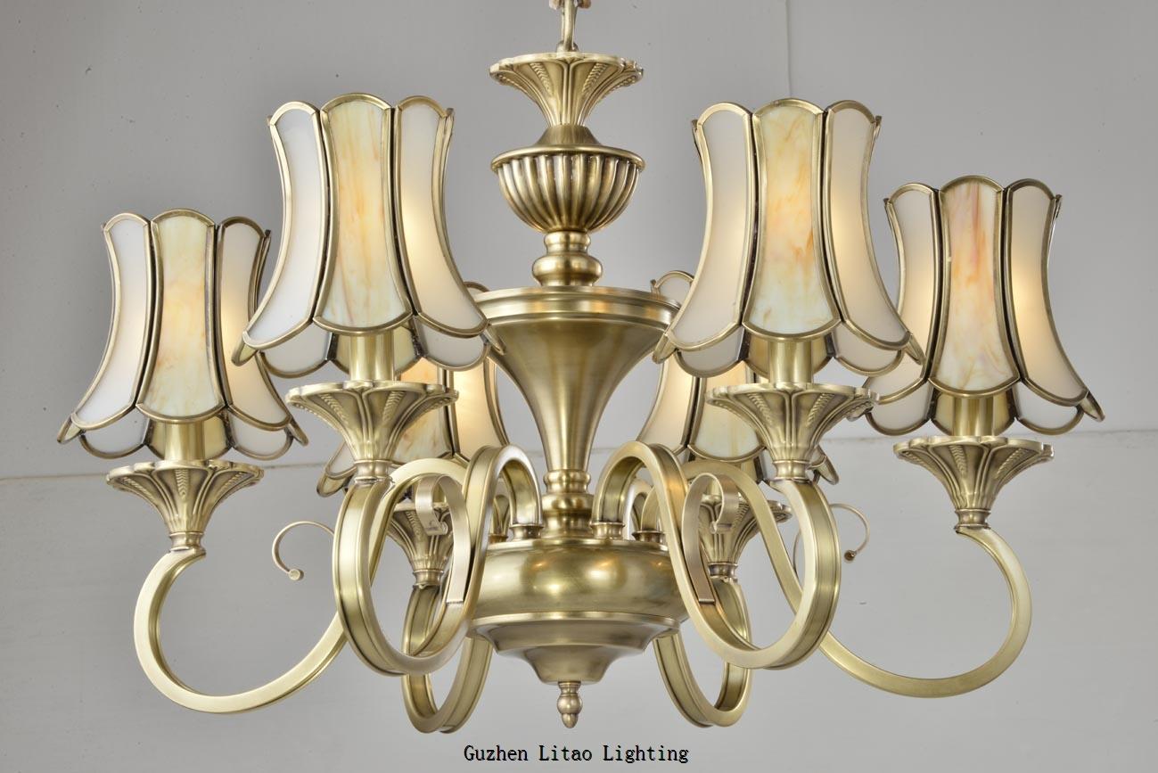 OUYI - Copper Decorative Lamps-0386