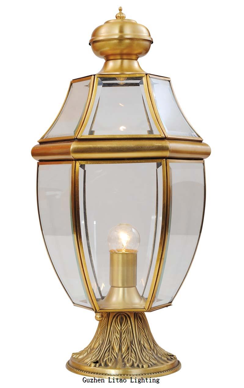 OUYI - Copper Decorative Lamps-0501