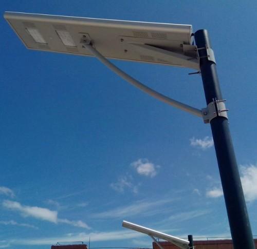 High quality 60W integrated solar street light