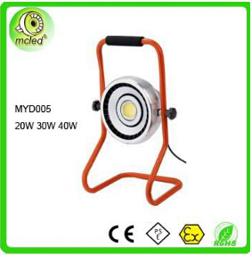 rechargeable portable IP67 high brightness led work lighting