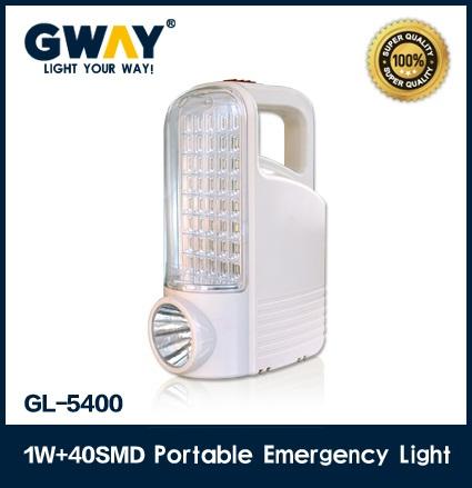 1W LED spotlight 40PCS 5730SMD LED light emergency lamp
