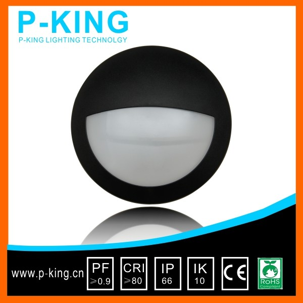 CE round led bulkhead light ceiling led lighting IP66