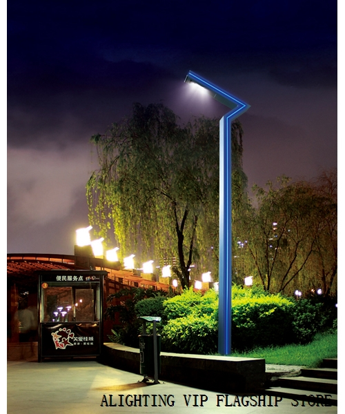 Chengxu 24 60 W LED 了 Shape Garden Light