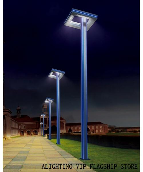 Chengxu 24 100W LED Square Garden Light