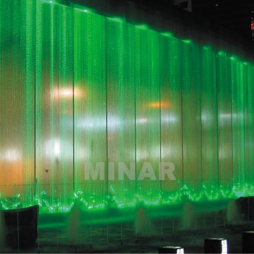 Fiber Optic Curtain Light