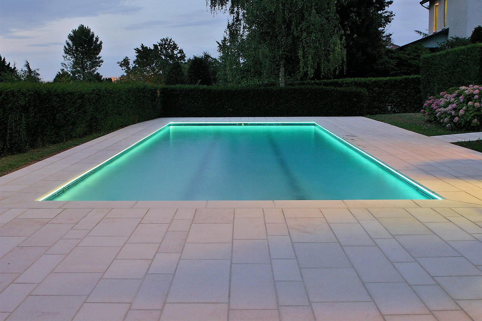 Swimming Pool Fiber Optic Light-Minar Illumination Electronic ...