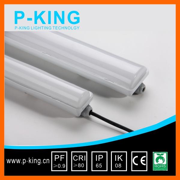 ip65 tri-proof led light waterproof batten fixture  sc 1 st  Lightstrade & Ningbo P-king lighting technology Co. Ltd.