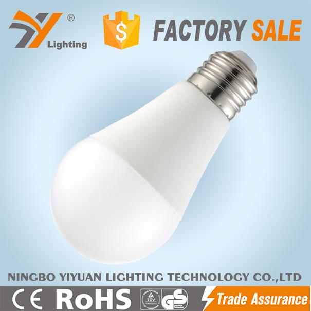 Aluminum LED bulb B60-10W
