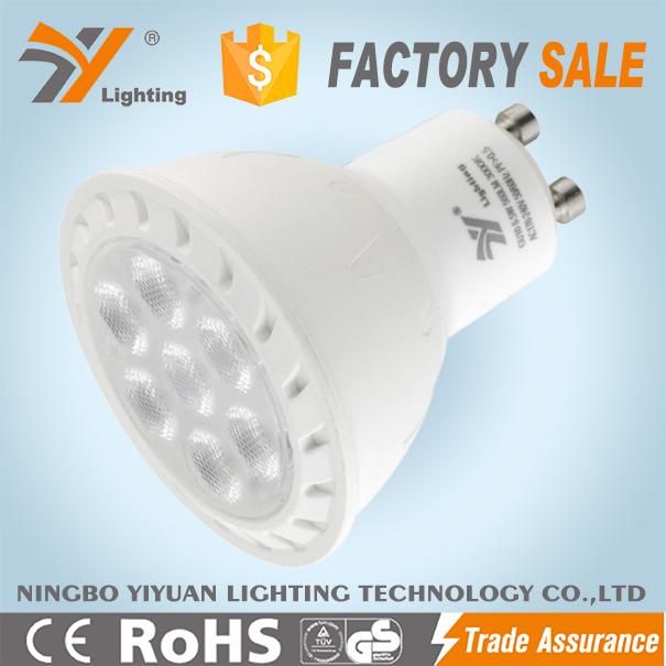 Led Lamp GU10AP 7x1W