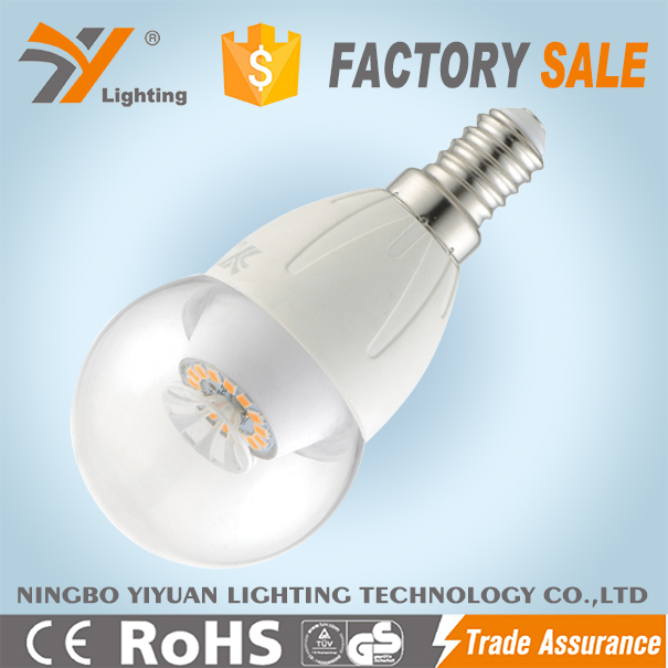 High Lumen LED Bulb B45AP