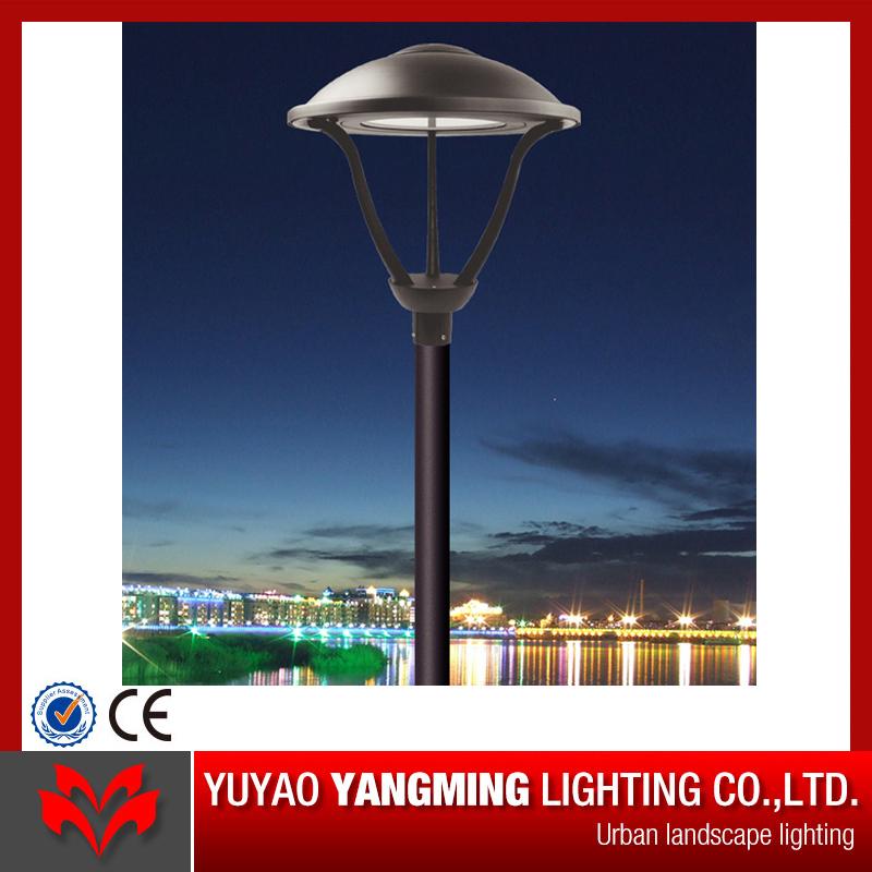YMLED-6115 16 pcs chips led aluminum housing for garden outdoor lighting