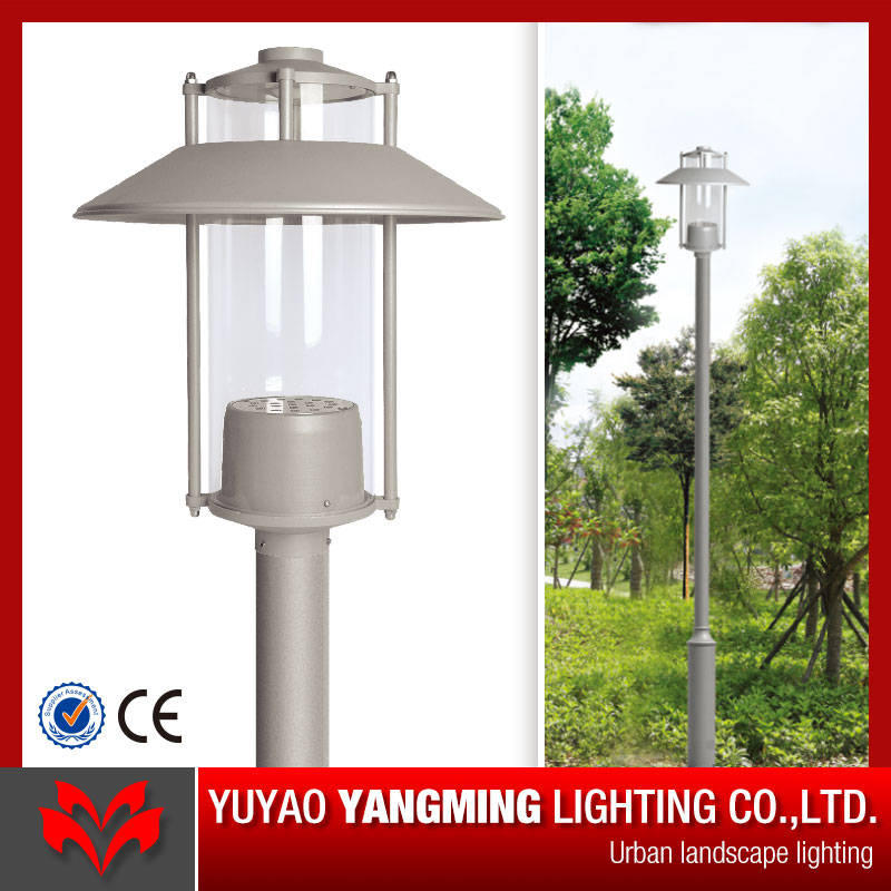 YMLED-6107 tradtional design IP65 4000K LED outdoor garden lights