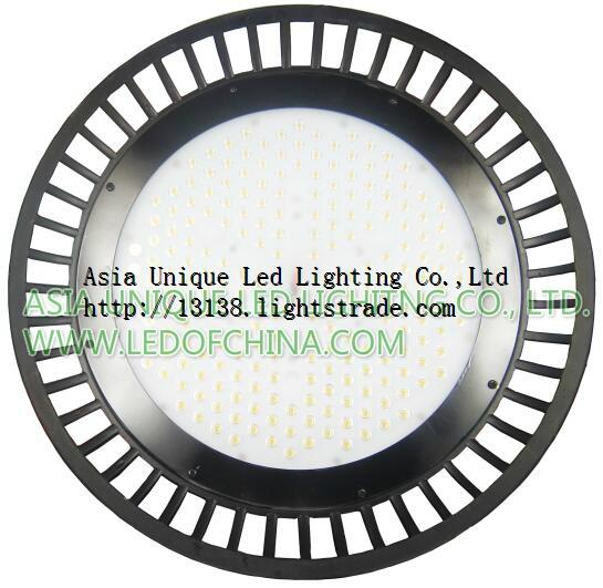 IP65 200W UFO LED High Bay Light 120lm per watt with Sensor